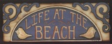 Life At the Beach Posters by Kim Lewis