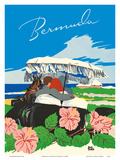 Bermuda Posters by Adolph Treidler