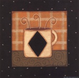 Coffee Mug II Art by Sue Allemand