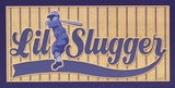 Lil Slugger Prints by Jeremy Wright
