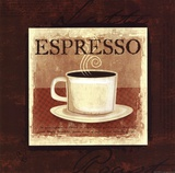 Espresso Poster by Jessica Flick