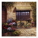 Flower Peddler Posters by Jon McNaughton