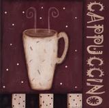 Cappuccino Prints by Kim Klassen