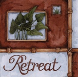 Retreat Print by Diane Knott