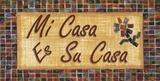 Mi Casa Es Su Casa Print by Grace Pullen