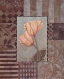 Pequeños tulipanes Pósters por Stephanie Marrott