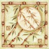 Bamboo Breeze II Prints by Diane Knott