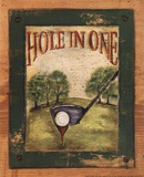 Hole in One Prints by Grace Pullen