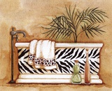 Safari I Art by Diane Knott