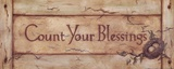 Count Your Blessings Posters by Stephanie Marrott