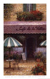 Cafe De La Vallee Posters by Jon McNaughton