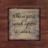 Wish Upon a Star Posters by Karen Gutowsky