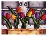 Window Box Prints by Kathy Middlebrook