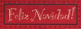 Feliz Navidad Prints by Stephanie Marrott