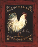 Le Coq Prints by Grace Pullen