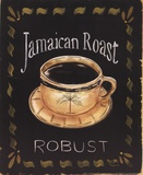 Jamaican Roast Prints by Grace Pullen