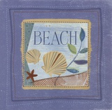 Beach Prints by Jessica Flick