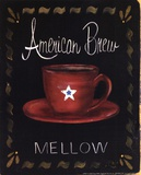 American Brew Posters by Grace Pullen