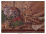 Notre pain quotidien Affiches par I. Lane