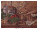 Our Daily Bread Prints by I. Lane