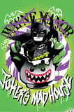 Lego Batman- JokerS Madhouse Affiche