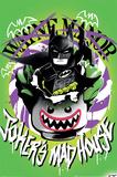 Lego Batman- JokerS Madhouse Plakat