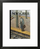 The New Yorker Cover - December 5, 2016 Wall Art by Peter de Sève