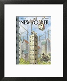 The New Yorker Cover - April 18, 2016 Wall Art by Peter de S�ve