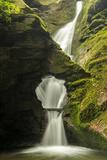 St Nectan'S Kieve, A Sixty Foot Waterfall, Saint Nectan'S Glen Photographic Print by Ross Hoddinott