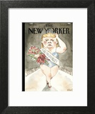 The New Yorker Cover - October 10, 2016 Wall Art by Barry Blitt
