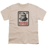 Youth: Kong: Skull Island- Kong Stamp T-Shirt