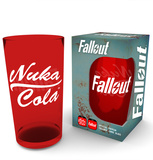 Fallout - Nuka Cola 500 ml Glass Sjove ting