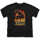 Youth: Kong: Skull Island- Out Of The Fire T-Shirt