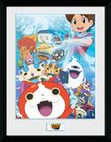 Yo-Kai Watch- Key Art Stampa del collezionista