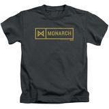Juvenile: Kong: Skull Island- Project Monarch Logo T-shirts