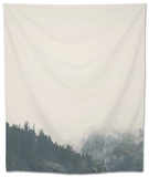 High Sierras Tapestry by Laura Evans