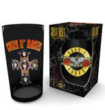 Guns N' Roses - Logo 500 ml Glass Sjove ting