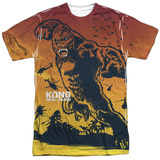 Kong: Skull Island- Enraged Attack Shirt