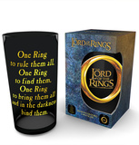 Lord Of The Rings - One Ring 500 ml Glass Sjove ting