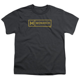 Youth: Kong: Skull Island- Project Monarch Logo T-Shirt