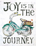 Joy is in the Journey Prints by Kellie Day