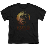 Youth: Kong: Skull Island- Kong Close Up Shirts