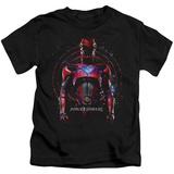Juvenile: Power Rangers- Energized Red Ranger T-Shirt