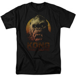 Kong: Skull Island- Kong Close Up T-shirts