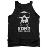 Tank Top: Kong: Skull Island- Prmial Skull Tank Top
