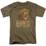 Kong: Skull Island- Distressed Kong T-shirts