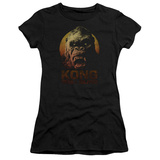 Juniors: Kong: Skull Island- Kong Close Up T-Shirt