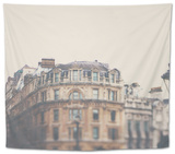 Northumberland Avenue 1 Tapestry by Laura Evans