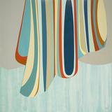 Colorful Roots *Exclusive* Giclee-tryk i høj kvalitet af Randy Hibberd