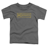 Toddler: Kong: Skull Island- Project Monarch Logo Shirts